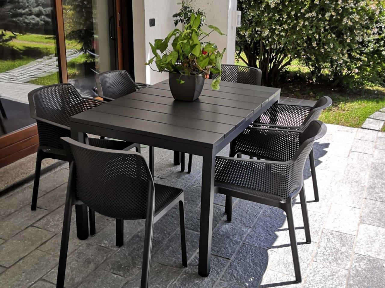 Scopri i Testimonial del prodotto Tavolo da giardino Rio 140/210