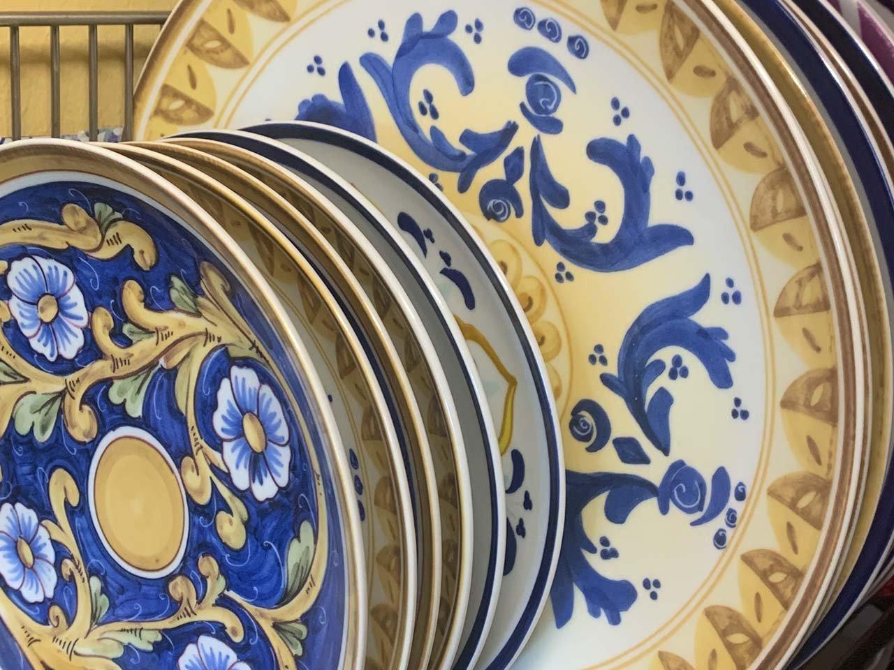 Scopri i Testimonial del prodotto Servizio tavola Sicilia 18 pezzi in porcellana e gres